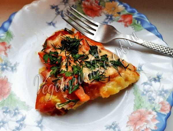 5 рецептов пиццы из кабачков в духовке и на сковороде