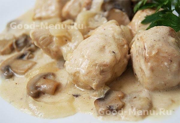 Фрикасе из курицы: 9 французских рецептов
