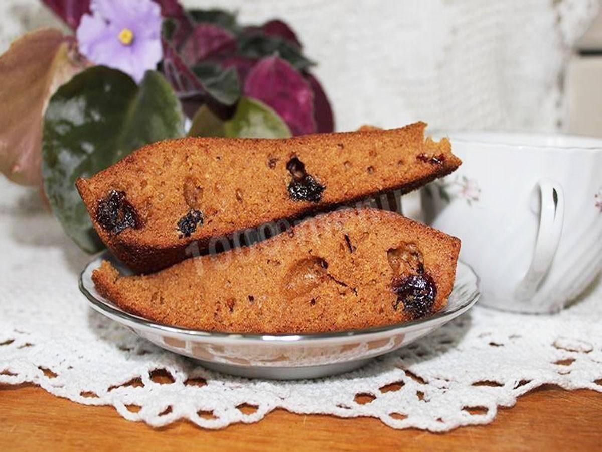 Пирог с курагой - простые и вкусные рецепты выпечки к чаю