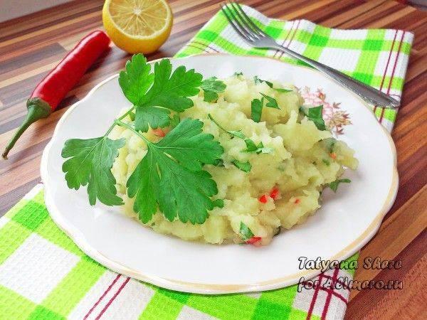Лучшие рецепты гарниров с картофелем и бататом основные блюда | гранд кулинар