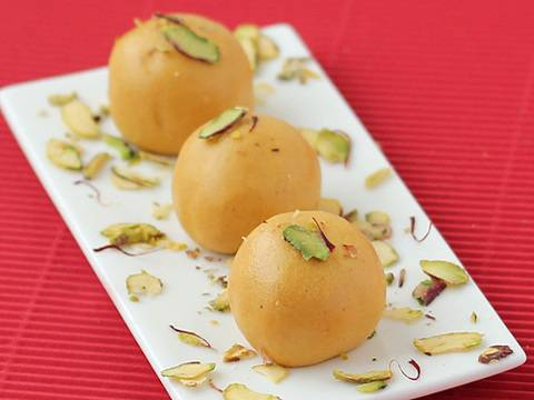 Ладу — настоящие индийские сладости