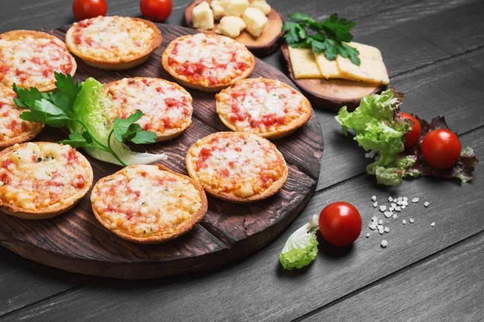 Пицца за 1 час