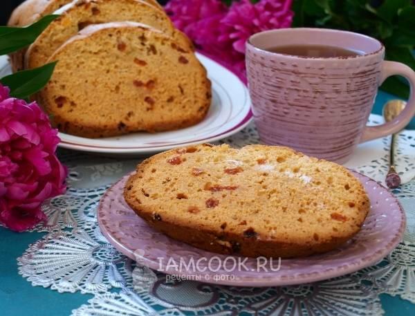 Абрикосовые кексы