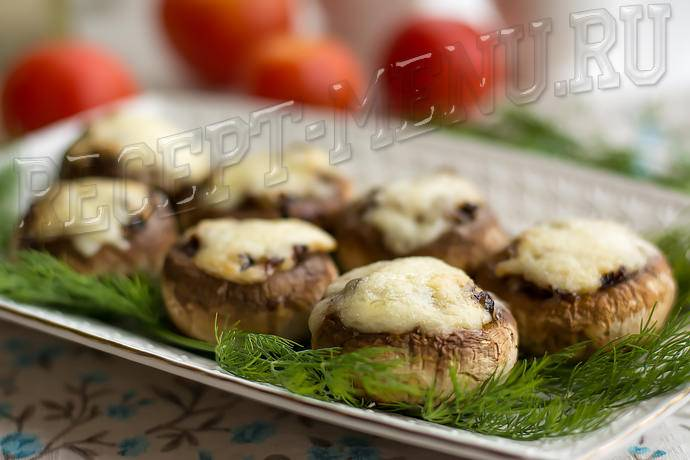 Грибы с фаршем: 7 фото-рецептов. запеканки, зразы, лазанья из грибов и фарша