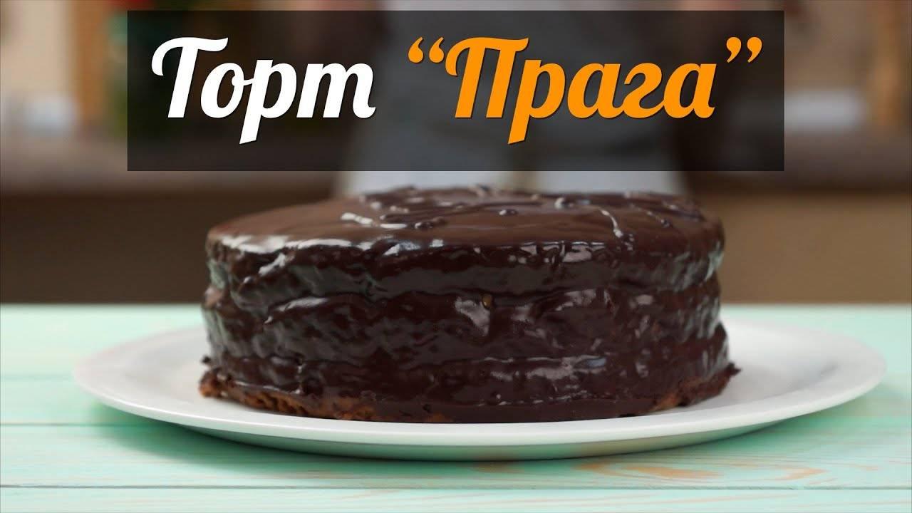 Торт «прага» от иришки