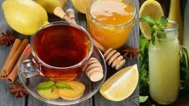 Чай с имбирем от простуды рецепт