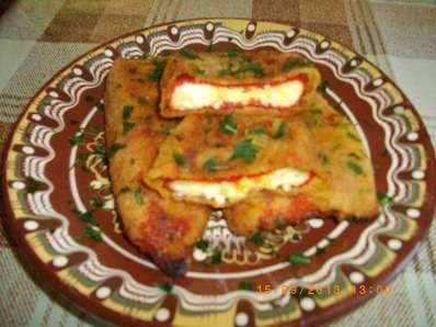 Чушка бюрек рецепт болгарской кухни - чушка бюрек - вторые блюда - мои любимые рецепты