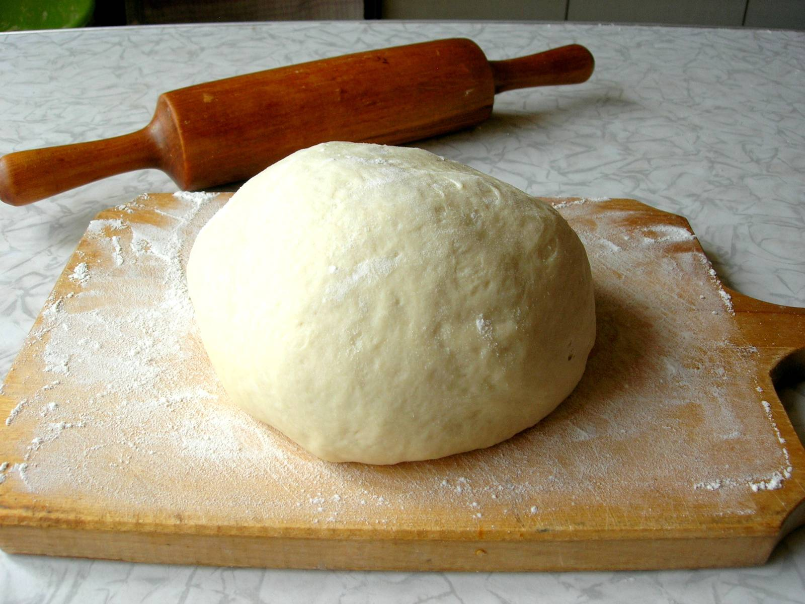 Идеальное тесто для пиццы в хлебопечке