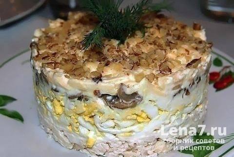 Курица с грецкими орехами - пошаговые рецепты приготовления грузинского блюда в домашних условиях с фото