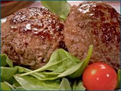 Котлеты из говядины и картофеля по-кавказски | советский общепит