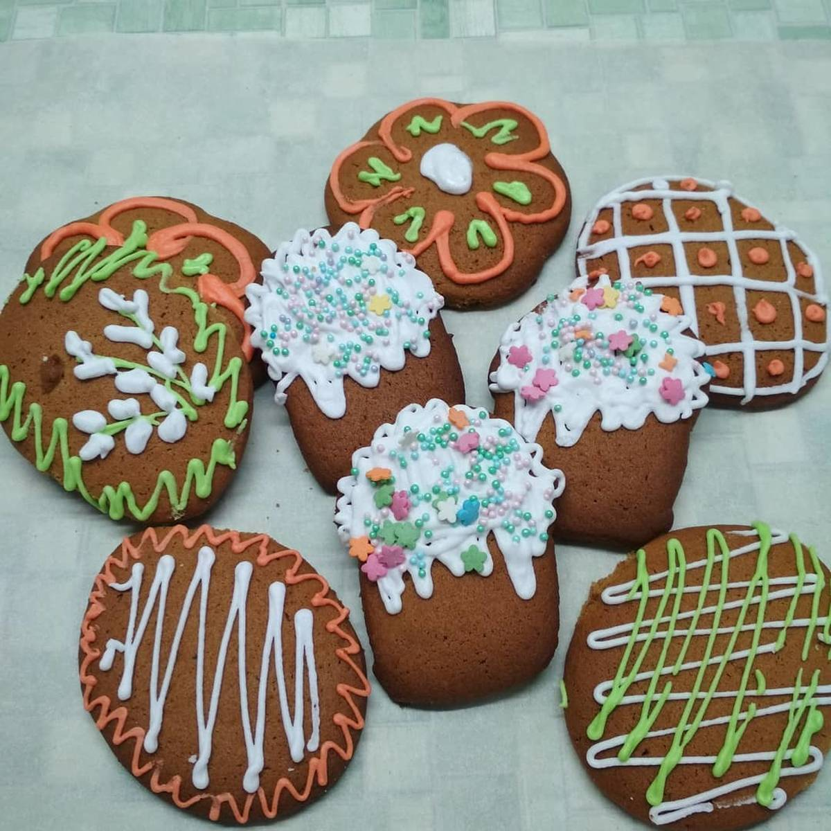 Вкусный рецепт печенья с вареньем