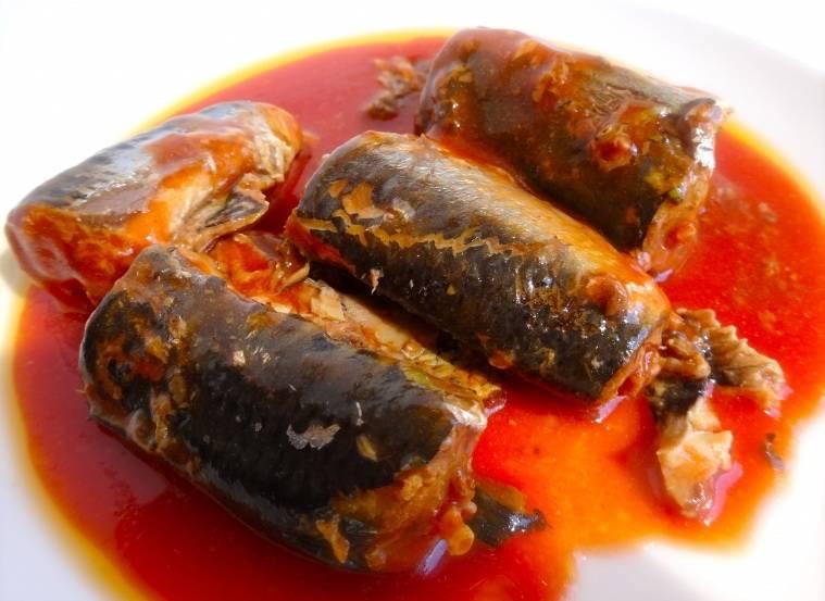 Килька в томатном соусе — 2 рецепта в домашних условиях