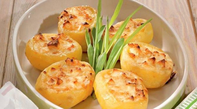 Простые и вкусные рецепты картофеля на праздничный стол