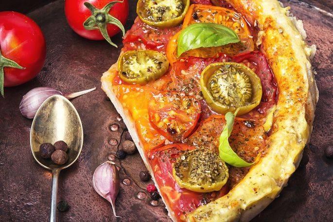Простые рецепты приготовления теста на воде для пиццы без дрожжей