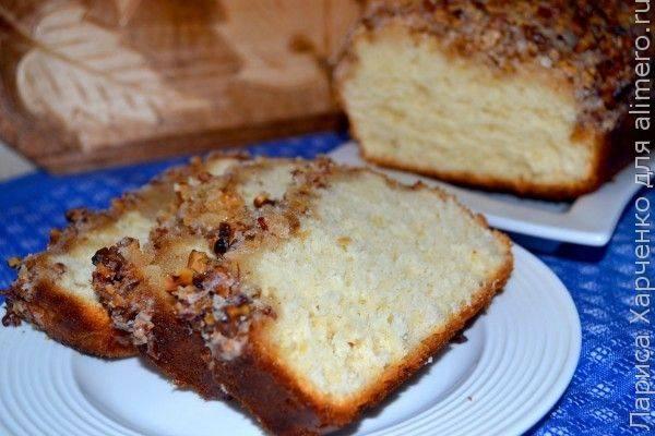 Яблочный кухен - запись пользователя елена чуркина (kmdfbz) в сообществе кулинарное сообщество в категории пироги, пирожки, булочки - babyblog.ru