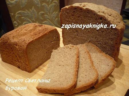 Хлеб в хлебопечке — 12 простых и самых вкусных рецептов