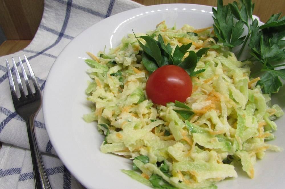 Витаминный салат – простые рецепты вкусных и полезных сочетаний + 75 фото