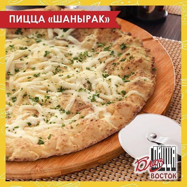 """Экономное тесто для пиццы """"молния"""""""