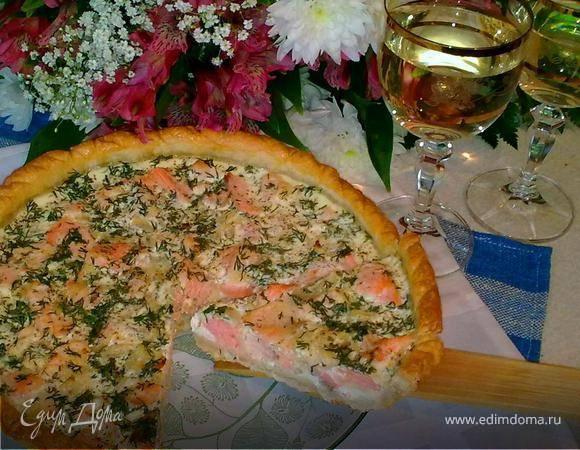 Киш лорен - рецепты классического французского пирога