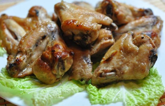 Куриное филе в медово-соево-томатном соусе: рецепт с фото
