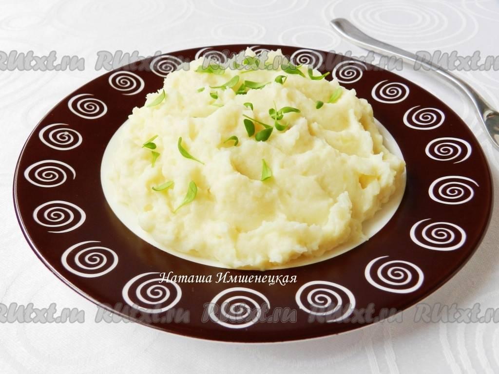 Сырное пюре: 2 вкусных рецепта, блюда из вчерашней картошки-пюре