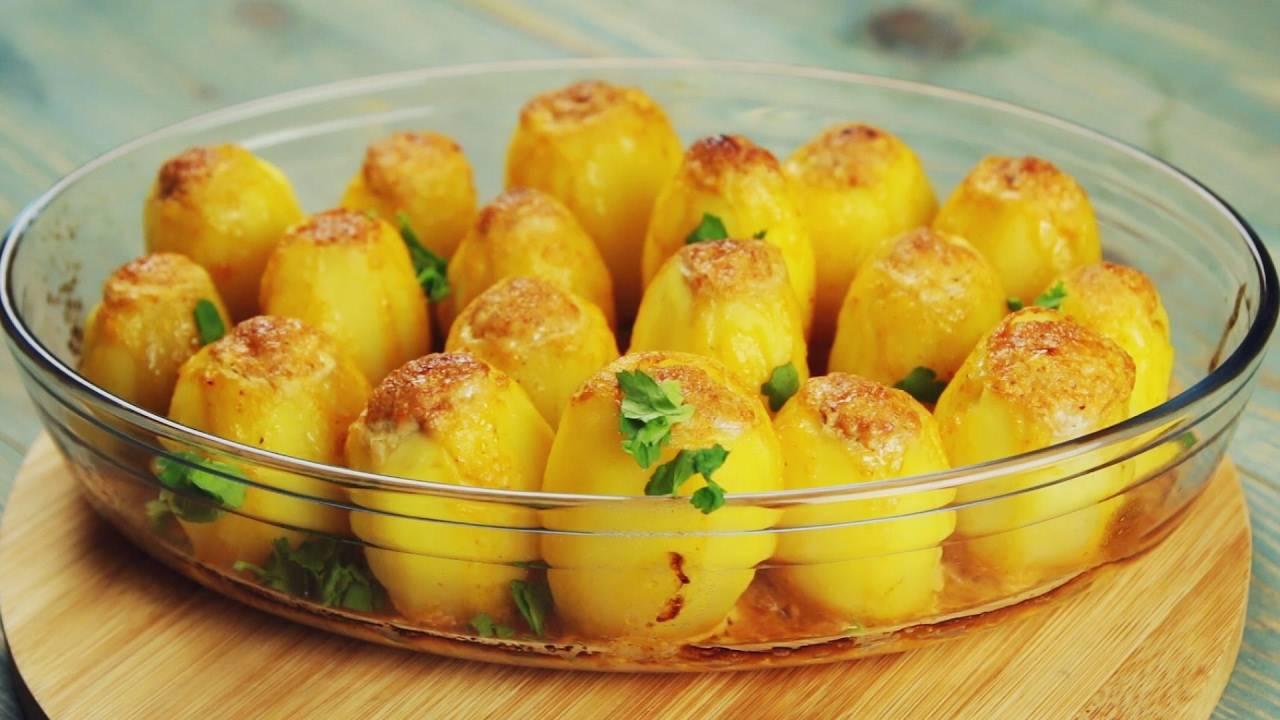 Коронное блюдо мудрых домохозяек – фаршированный картофель