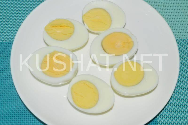 Яйца фаршированные - рецепт с фотографиями - patee. рецепты