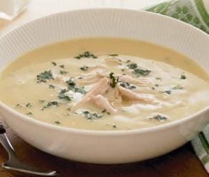 Овощной суп-пюре — 15 рецептов