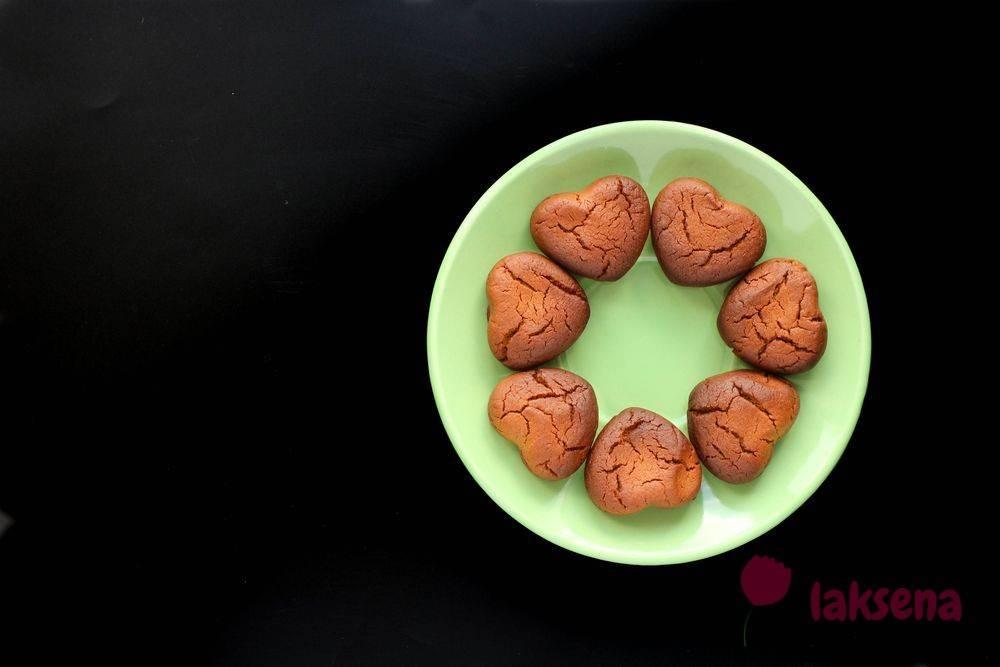 Слоистое сахарное печенье за 20 минут