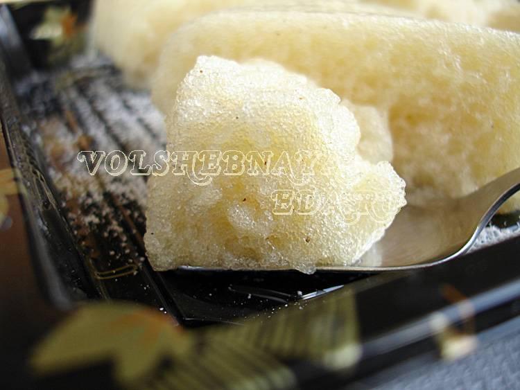 Печенье из детской растворимой каши