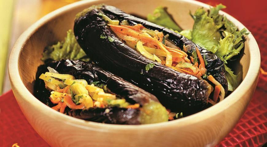 Рецепты приготовления фаршированных баклажанов в духовке