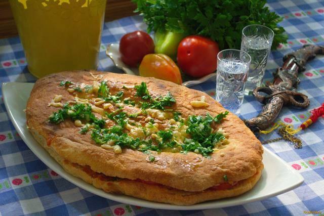 Лаваш на сковороде - 10 пошаговых фото в рецепте