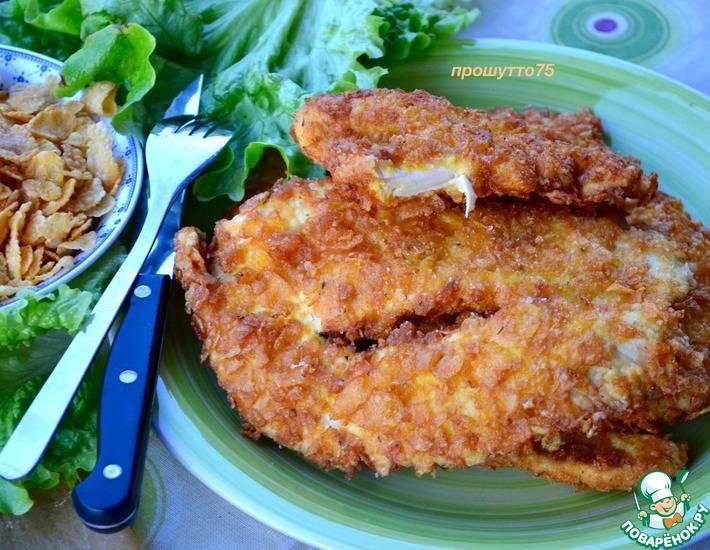 Хрустящая рыбка в сырной панировке (духовка) - запись пользователя хомяк (id1051311) в сообществе кулинарное сообщество в категории блюда из рыбы и морепродуктов - babyblog.ru