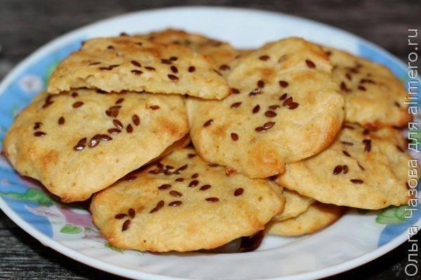 Печенье из картофельного теста