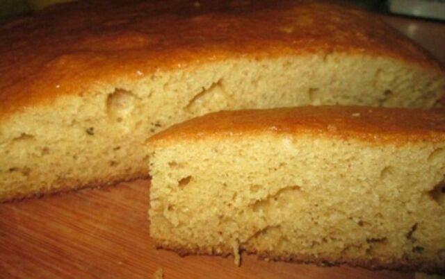 """Банановый кекс """"банановый хлеб"""""""