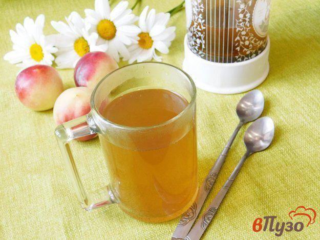 Тонизирующий чай сапельсином