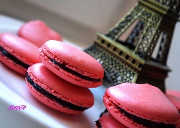 Печенье Макаруны