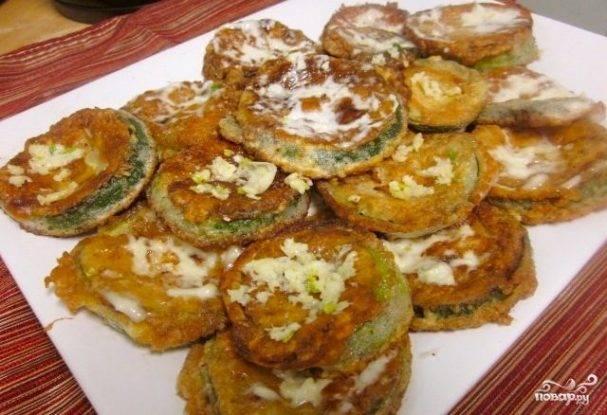 Жареные кабачки на сковороде — быстро и вкусно. пошаговые рецепты жарки кабачков