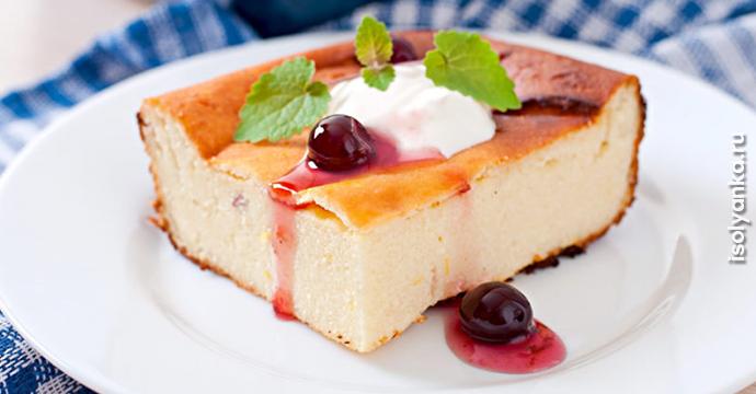 Постные десерты