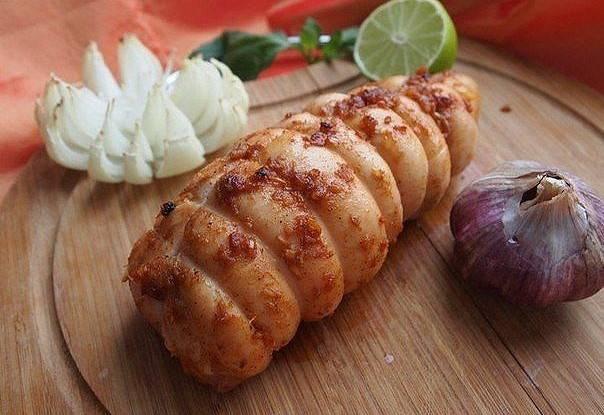 Курица в имбирно-медовом соусе - пошаговый рецепт с фото на повар.ру