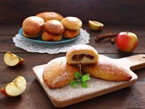 Пирожки с яблоком и корицей — рецепт с фото пошагово. как приготовить пирожки с начинкой из яблок с корицей?