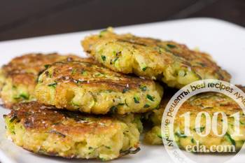 Рецепты оладий из кабачков. 7 вкусных и простых способов приготовления на сковороде