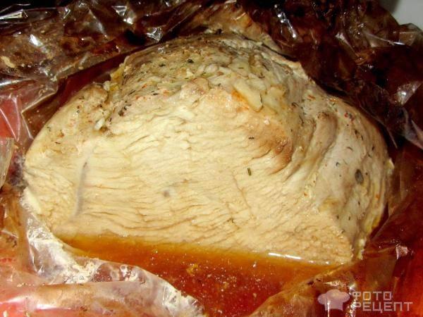 Рецепты индейка в кефире