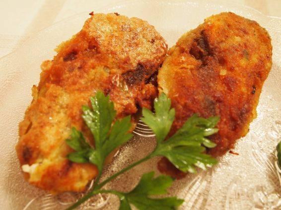 Жареный перец с брынзой в панировке- чушки бюрек - рецепты джуренко
