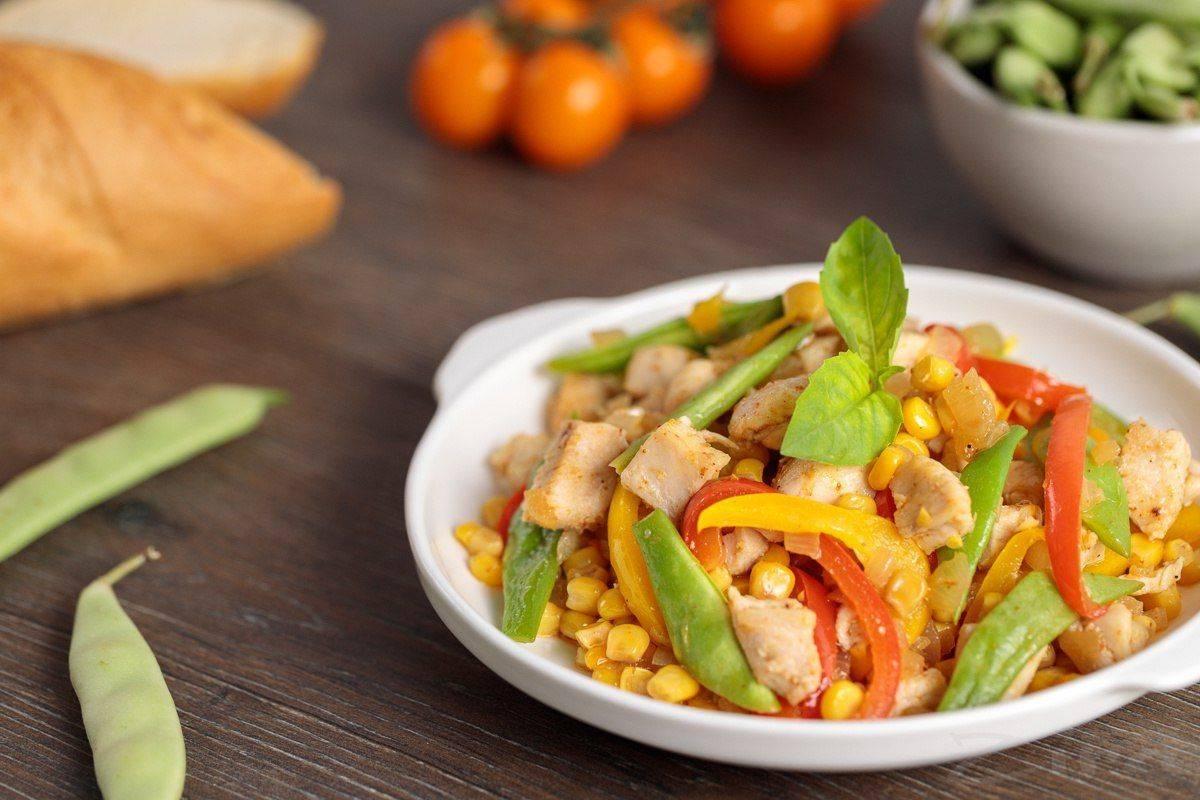 Фаттуш - вкусный восточный салат за 20 минут