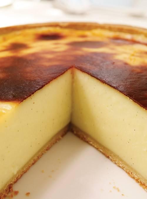 Испанский заварной пирог - 11 пошаговых фото в рецепте