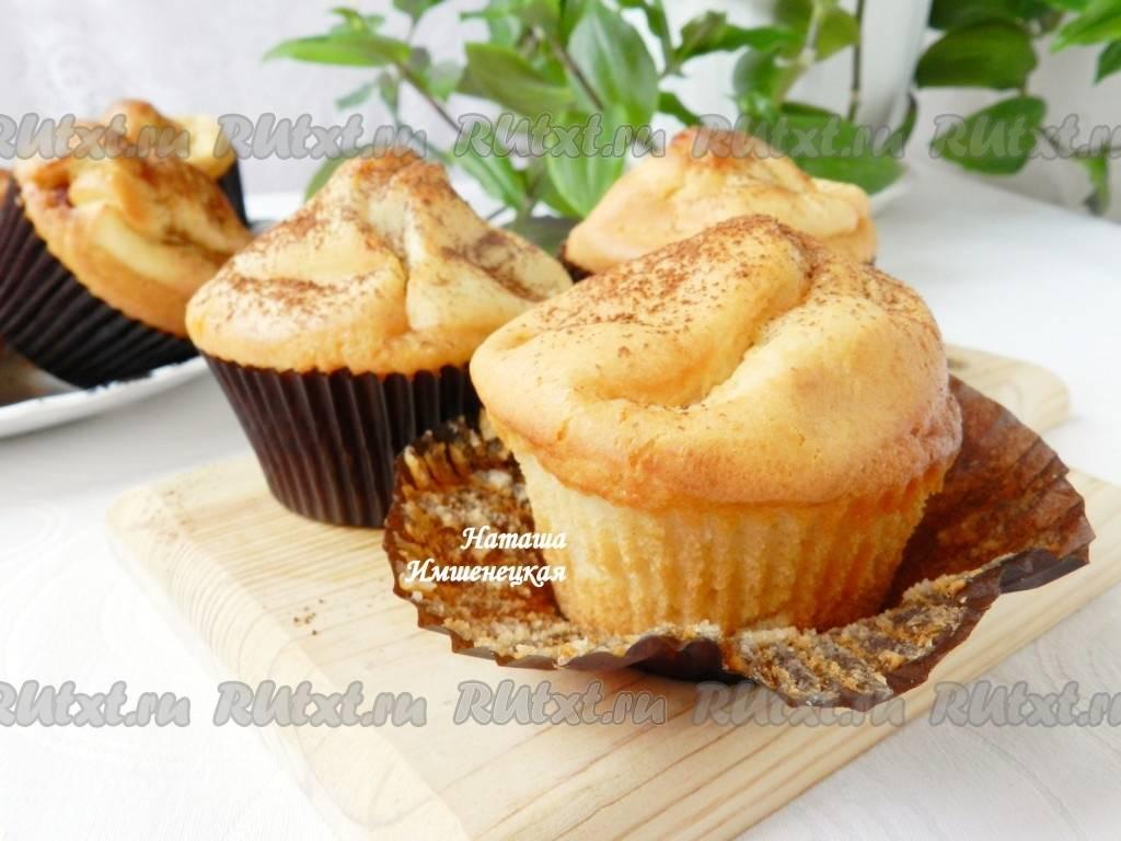 Пышный кекс на кефире в духовке – 9 вкусных рецептов