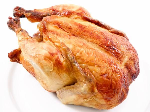 Курица в духовке целиком с хрустящей корочкой — 11 вкусных рецептов
