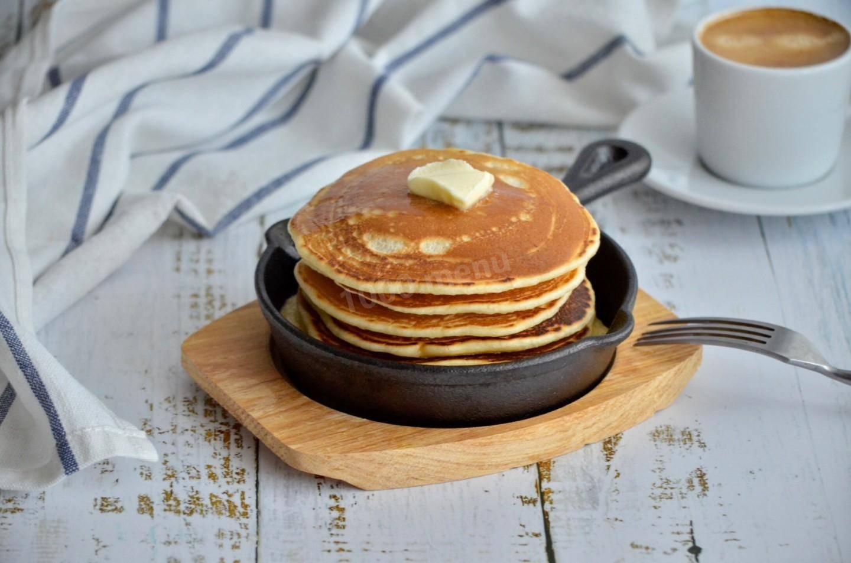 Панкейки с начинкой - рецепт с фото пошагово | cookjournal.ru
