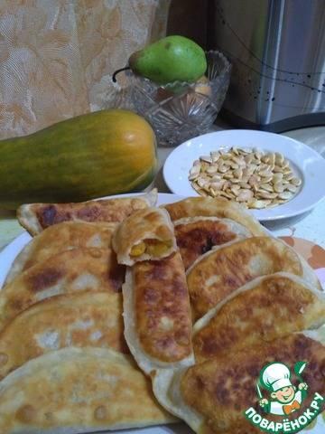 Чебуреки с тыквой: простые экономные рецепты